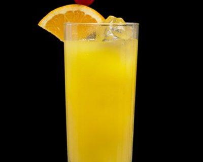 Nước cam ngọt mát pha lại cực dễ