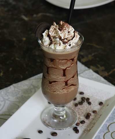 hình ảnh cafe mocha