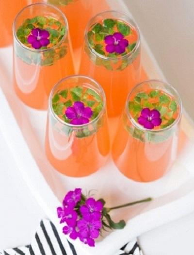 hình ảnh cocktail mimosas