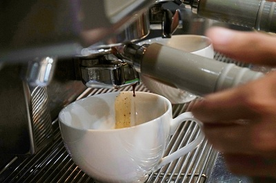 hình ảnh máy pha cafe espresso