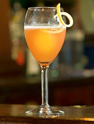 hình cocktail cam