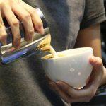 nghệ thuật pha chế Latte Art
