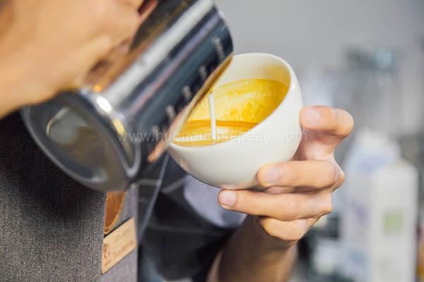 những ly Latte Art khác nhau