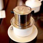 hình ảnh cafe pha phin