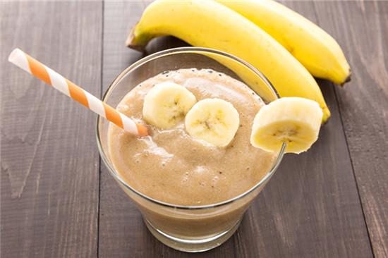 do uống smoothie banana bổ dưỡng