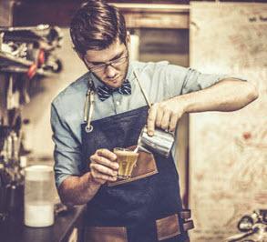 kỹ năng để trở thành một barista