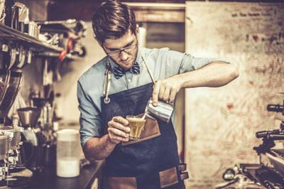 kỹ năng cần có của người làm barista