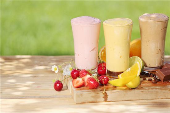 sinh tố thức uống dinh dưỡng