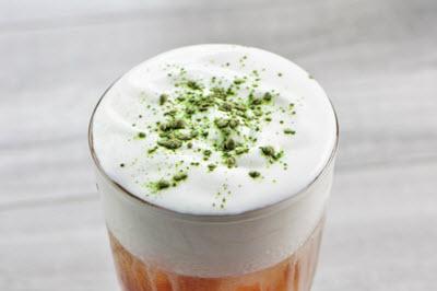Cách làm trà sữa kem mặn thơm ngon khó cưỡng