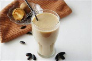 cách làm sinh tố sapoche cà phê