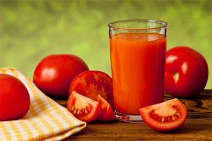 Công thức làm nước ép cà chua giảm cân ngon dễ uống
