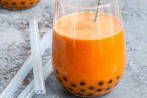 Hướng dẫn cách pha trà sữa thái ngon để bán