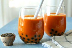 cách pha chế trà sữa trân châu