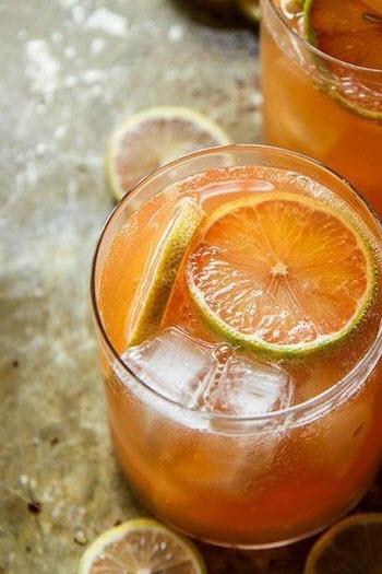 hình cocktail whiskey sour