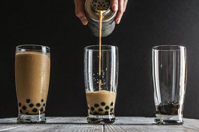 hình học pha chế để mở quán trà sữa