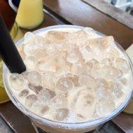 Công thức làm trà sữa trân châu trắng ngon như Bobapop