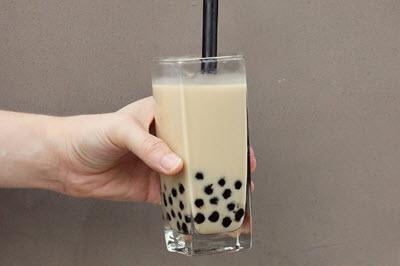 trà sữa là thức uống hấp dẫn