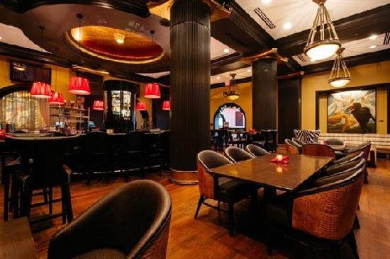 hình quán cafe bohemian
