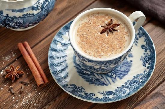 hình trà thảo mộc ấn độ