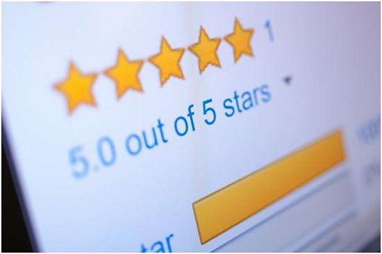 khách hàng đánh giá sản phẩm trên website hay fanpage