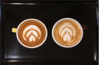 latte art loại cà phê ý