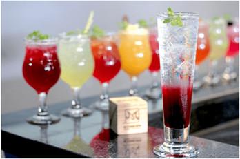 nước soda có hương liệu tự nhiên