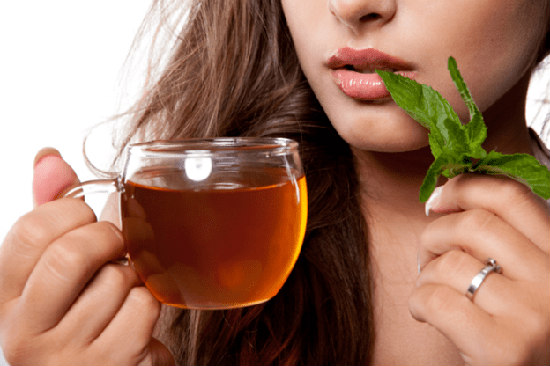 trà đen trị ung thư phụ nữ