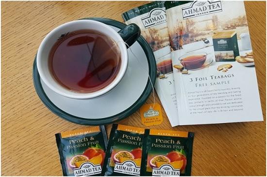 trà hương liệu