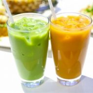 """Uống trà sữa thái có hại không và cách để phân biệt trà """"Xịn"""""""