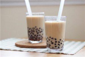 Cách Làm Trân Châu Đen Trong Trà Sữa