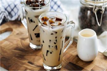 trà sữa thạch cà phê