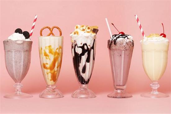 milkshake đồ uống ngọt