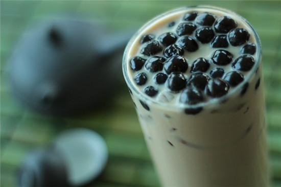trà sữa trân châu truyền thống