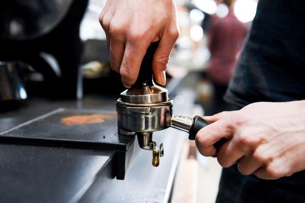 Lực nén cà phê