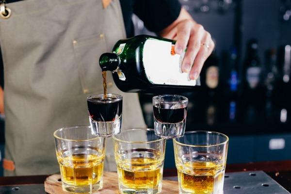 Kỹ thuật pha rượu