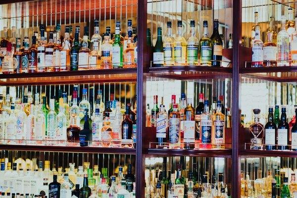 Các loại rượu phổ biến