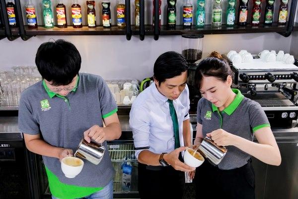 Khóa học barista