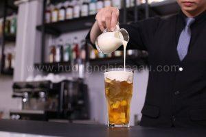 Cách Làm Matcha Milk Foam Chuẩn Không Cần Chỉnh