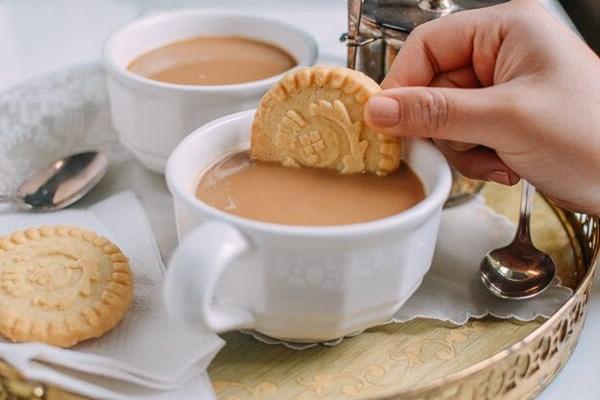 trà sữa uyên ương tự làm tại nhà