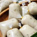 Học cách làm kem túi đậu xanh