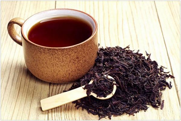 Sử dụng trà đen
