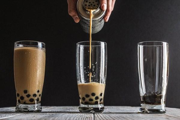 cách pha trà sữa truyền thống