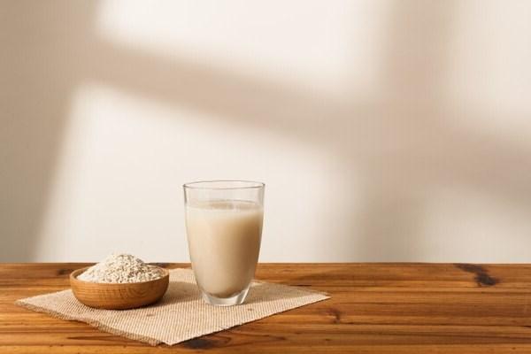 Sữa gạo được nhiều người ưa chuộng