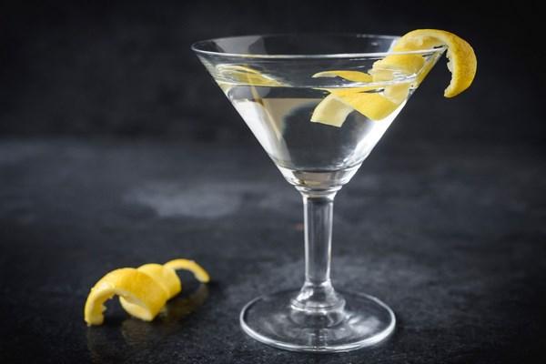 Vodka Martini nổi tiếng thế giới