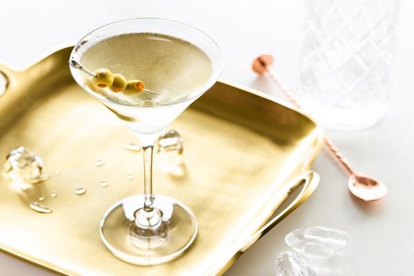 Ông hoàng Cocktail Dry Martini