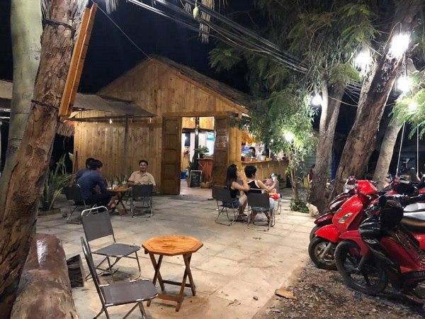 quán cà phê cóc