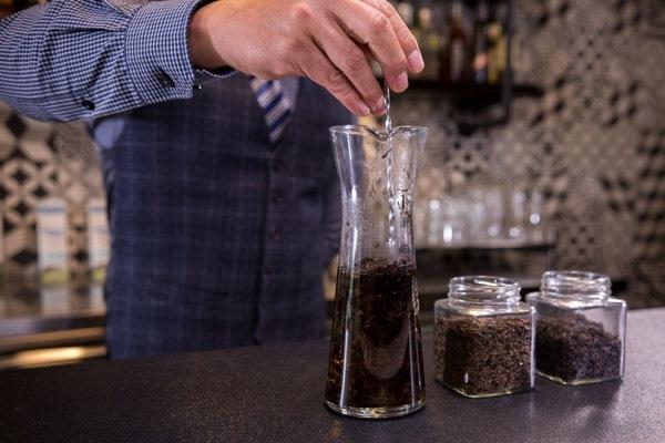 cách ủ trà đen đúng cách